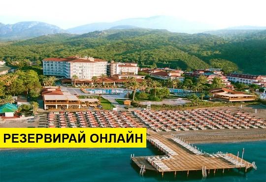НГ 2020 в Турция със самолет! 4 нощувки на база All inclusive в Akka Hotels Alinda 5*