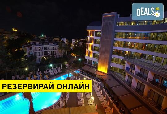 НГ 2020 в Турция със самолет от Варна! 4 нощувки на база Ultra all inclusive в The Raga Side 5*