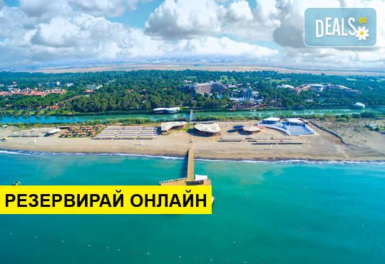 НГ 2020 в Турция със самолет от Варна! 4 нощувки на база Ultra all inclusive в Xanadu Resort Hotel 5*