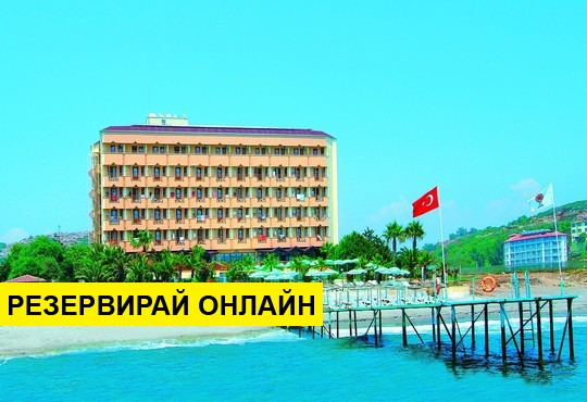 Самолетна програма от Варна! 7 нощувки на база All inclusive в Anitas Hotel 4*