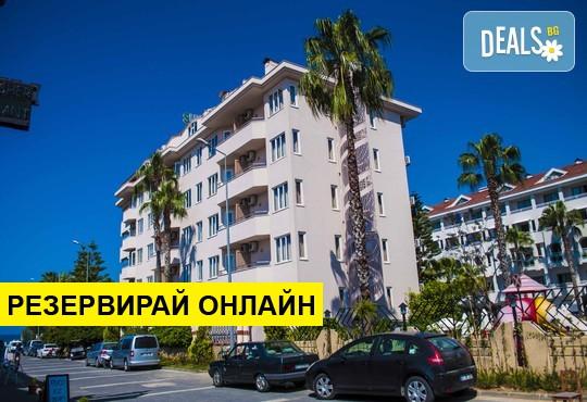 Самолетна програма от София! 7 нощувки на база All inclusive в Sun Beach Hotel 3*