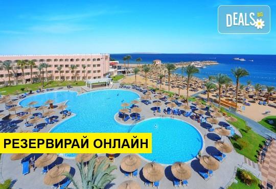 Самолетна програма от София! 7 нощувки на база All inclusive в Beach