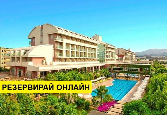 Самолетна програма от София! 10 нощувки на база All inclusive в Telatiye Resort Hotel 5*