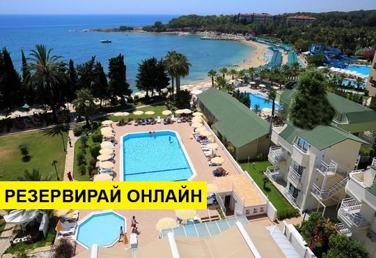 Самолетна програма от София! 11 нощувки на база All inclusive в Incekum Su Hotel 4*