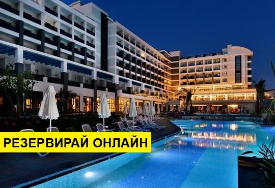 Самолетна програма от София! 7 нощувки на база Ultra all inclusive в Seaden Valentine Resort & Spa 5*