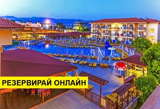Самолетна програма от София! 3 нощувки на база All inclusive в