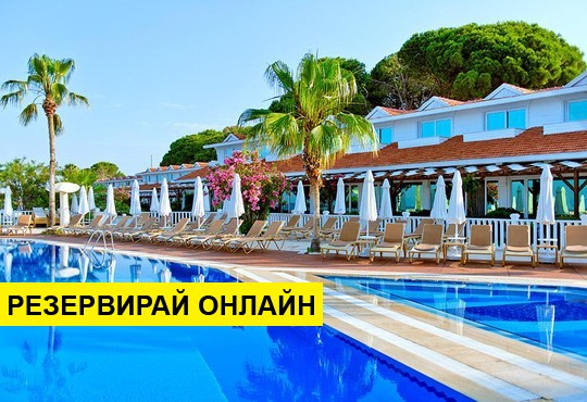 Самолетна програма от София! 10 нощувки на база All inclusive в