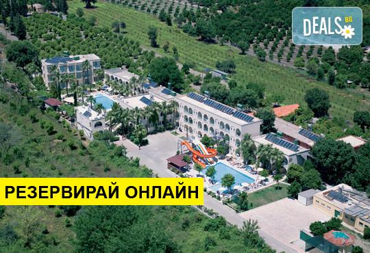 Самолетна програма от Варна! 7 нощувки на база All inclusive в Golden Sun Hotel 3*