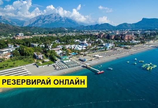 Самолетна програма от София! 14 нощувки на база All inclusive в Simena Hotel 5*