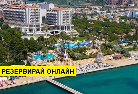 Самолетна програма от София! 7 нощувки на база All inclusive в Fantasia Hotel De Luxe Kusadasi 0*