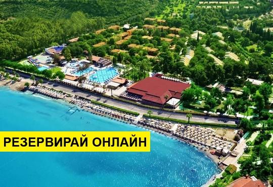 Самолетна програма от София! 7 нощувки на база All inclusive в Kustur